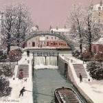 喜びのパリ(冬)