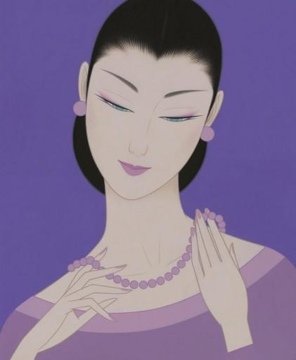 真珠の首飾り